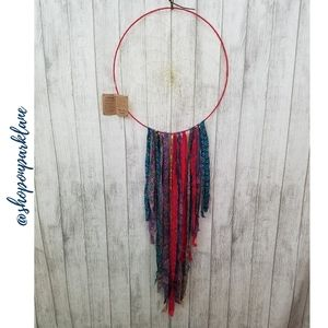 Natural Life Dream Catcher, Red Multi, NWT